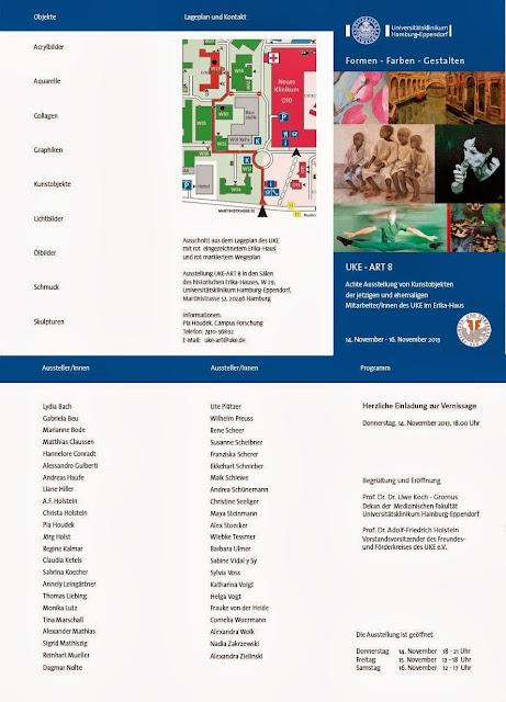 UKE Art UKEArt Universitätsklinikum Eppendorf UKE