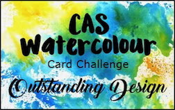 CAS WATERCOLOUR OUTSTANDING DESIGN