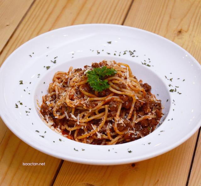 Al Ragu Spaghetti