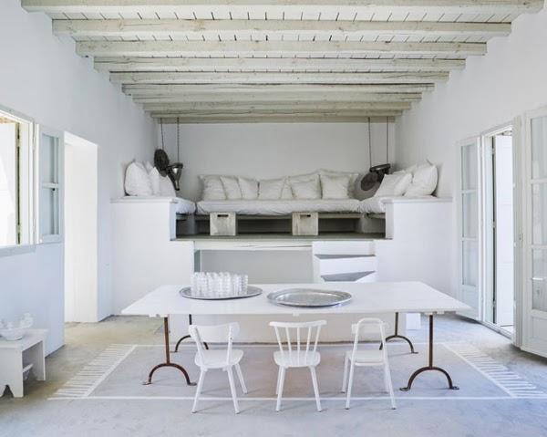 Estilo rustico casa rustica en grecia for Casas en islas griegas