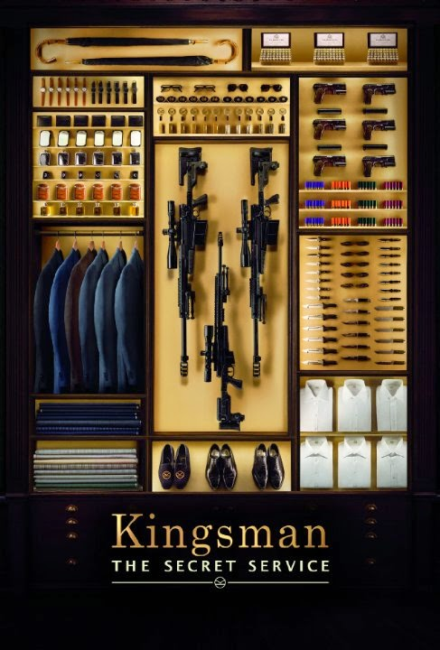 Film Kingsman: The Secret Service 2015 Bioskop