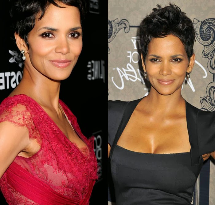 Useful halle berry fake boobs Exaggerate