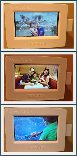 Our Venstar ColorTouch Thermostat
