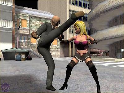 Lula 3D game