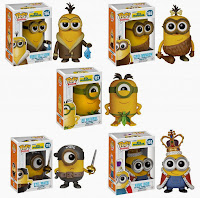 Funko Pop! Minions Movie