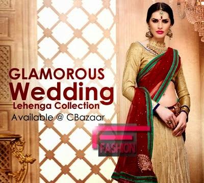 Glamorous Wedding Lehengas