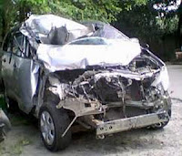 Kasaragod, Manjeshwaram, Car, Bus, Accident, Injured, Hospital, Kerala