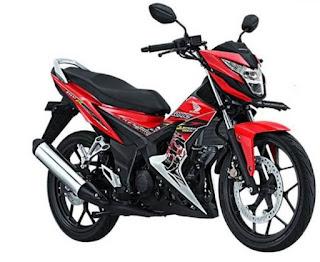 Harga Motor Honda Terbaru Sonic 150R