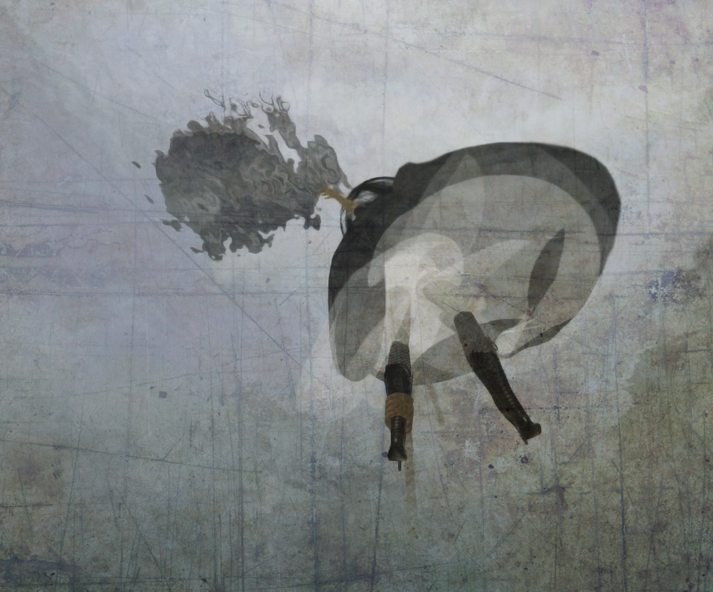 Petrified underwater - Catarina Carneiro de Sousa