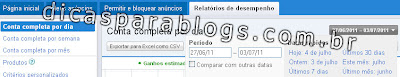 relatorios do google adsense