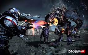 Game Mass Effect 3