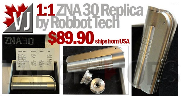Z2 THREADED! - 1:1 ZNA 30 Replica by Robbot Tech