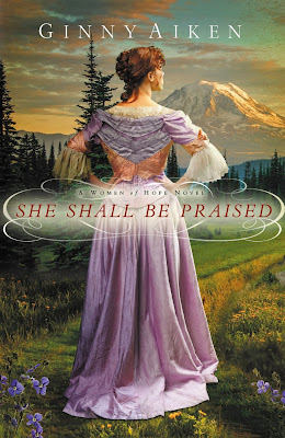 book review of She Shall Be Praised by Ginny Aiken (FaithWords) by papertapepins
