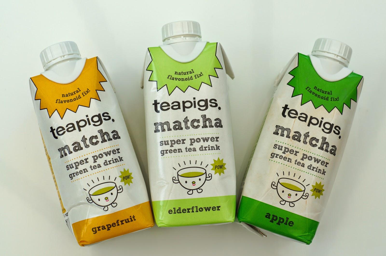 matcha tea drink