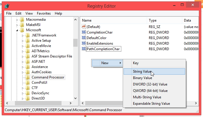 how to change directory cmd