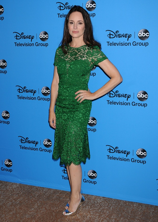 Madeleine Stowe at the Disney & ABC's 2013 Summer TCA Party