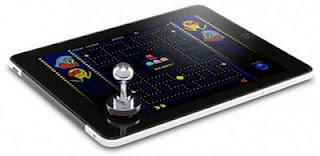 JOYSTICK-IT debuts, an arcade style joystick for tablet