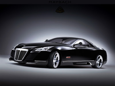 Maybach Exelero HD Car Wallpaper