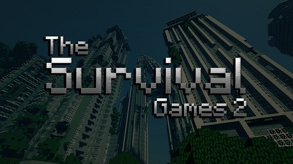 The Survival Games 2 Minecraft Survival Games 2 Map 1.7.2