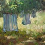 Grandma's clothesline