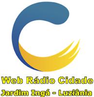 Rádio Cidade FM 101,1 do Jardim Ingá - Luziânia ao vivo