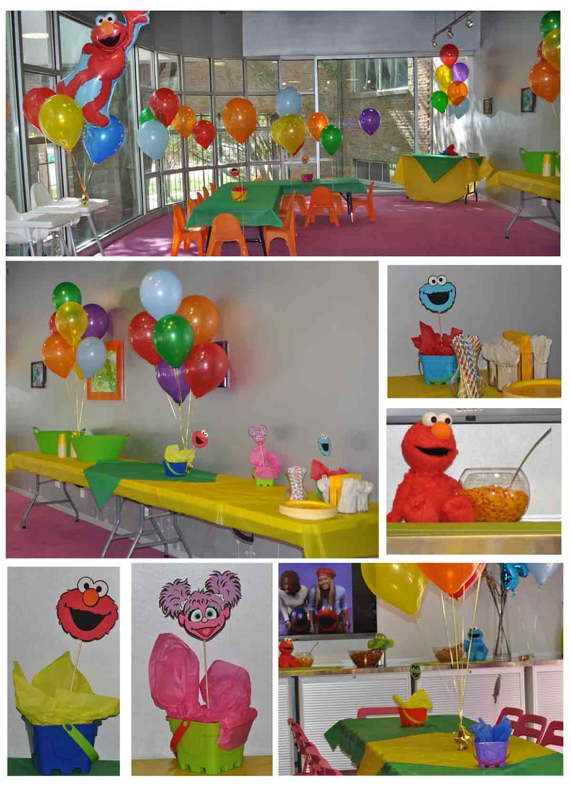 Incredible Sesame Street Birthday Party Centerpiece 1164 x 1600 · 309 kB · jpeg