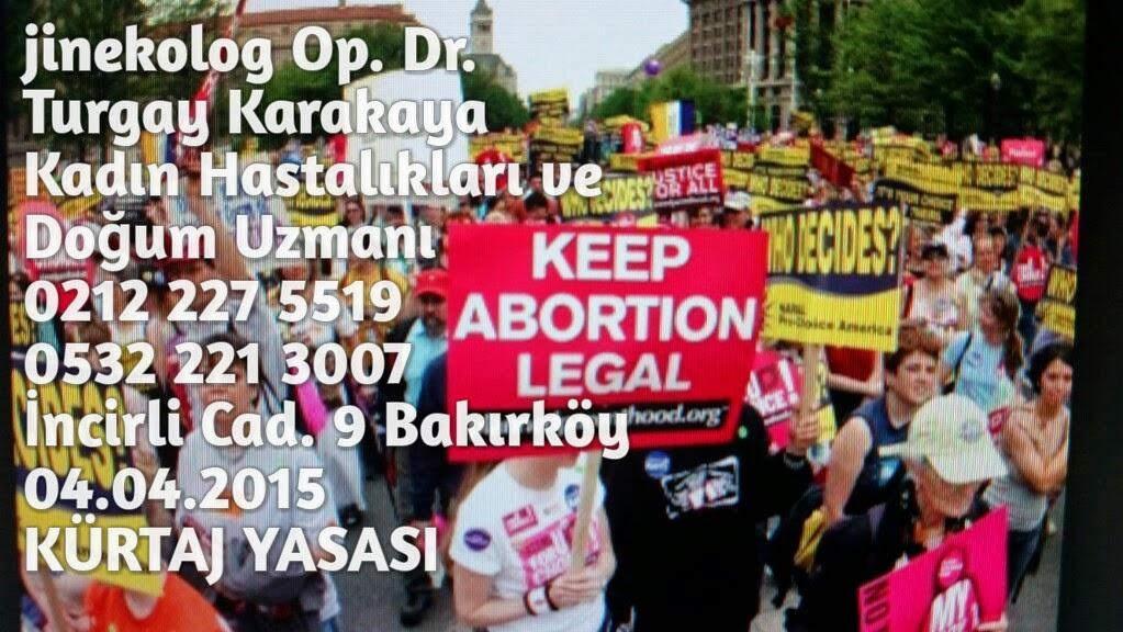Kürtaj Yasası