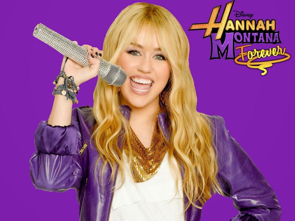 Gambar Hannah Montana