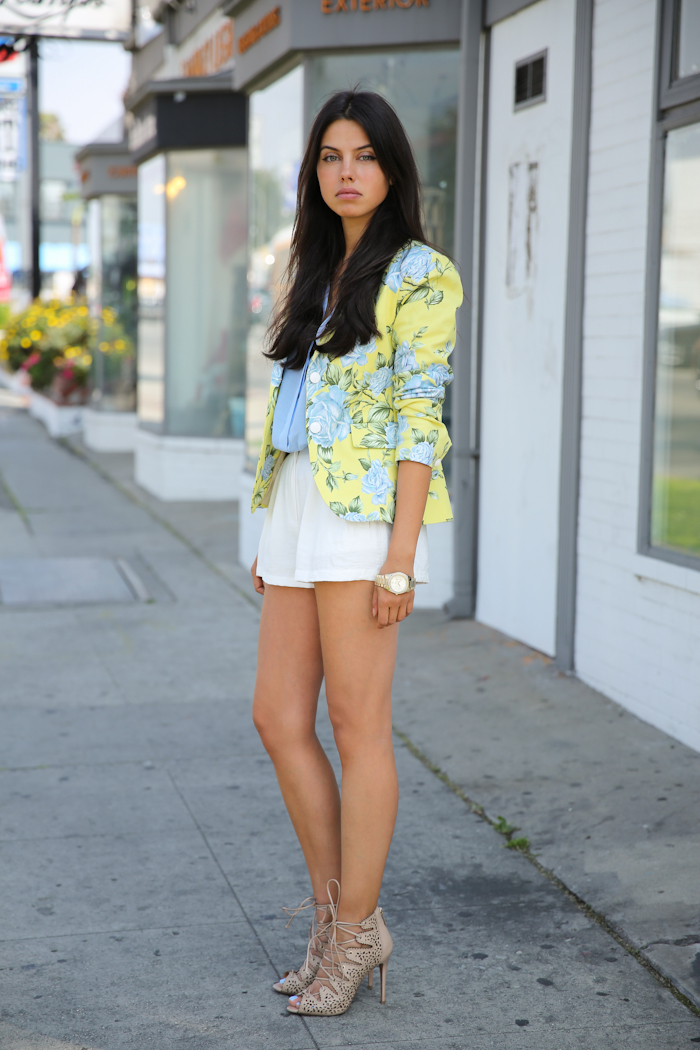 Fashion Blogger Casey