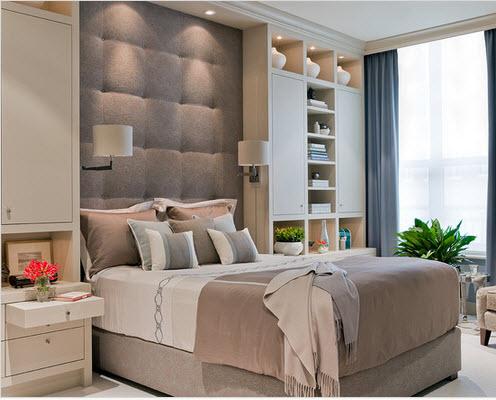 decoracin de interior y diseo de dormitorios
