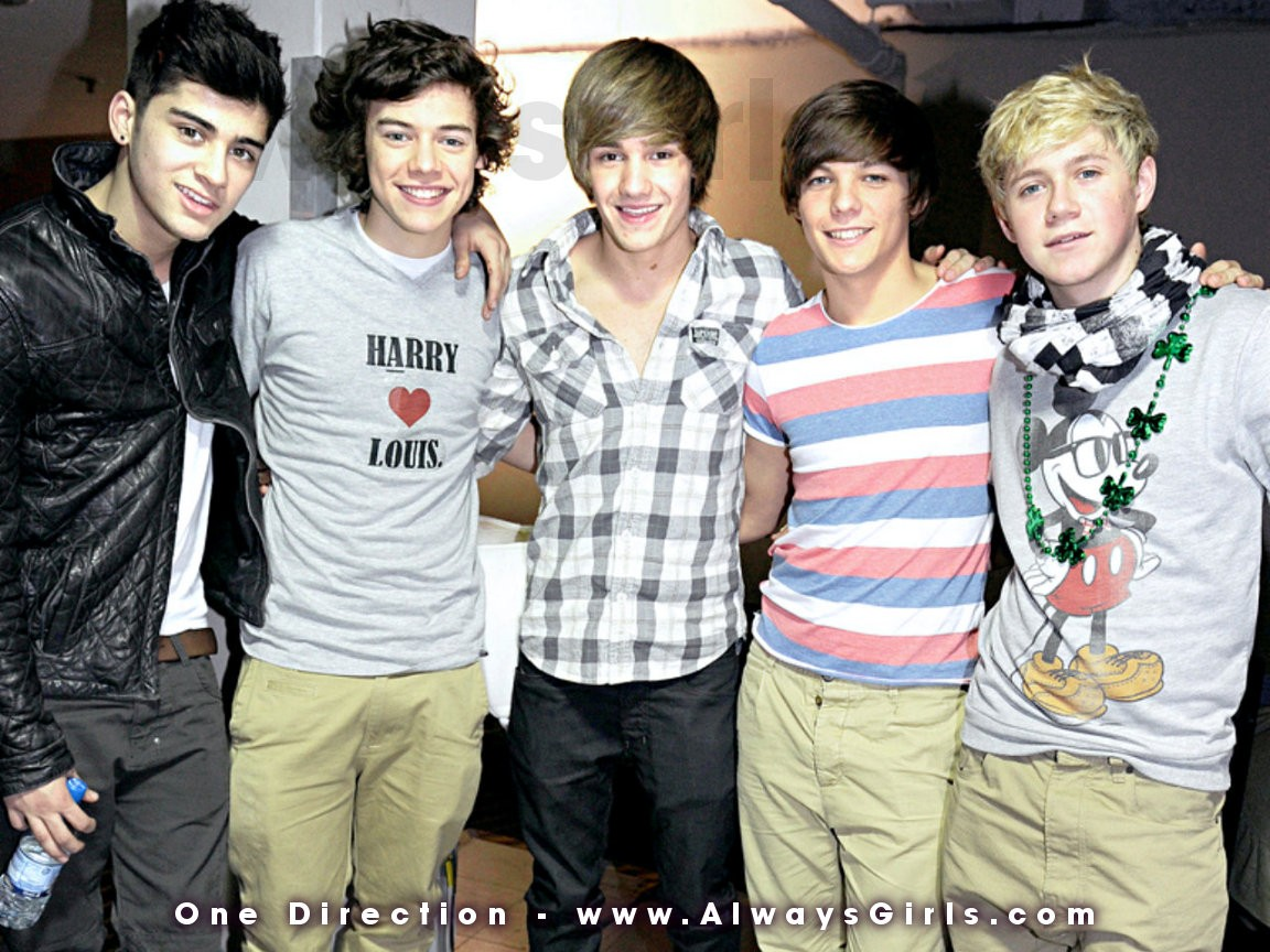 one direction wallpaper cartoon Photo