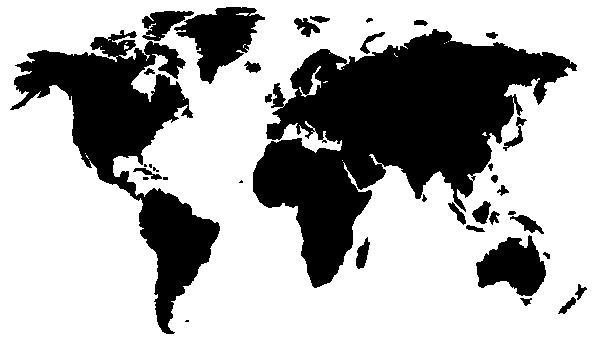 Worldmapsimpleblack