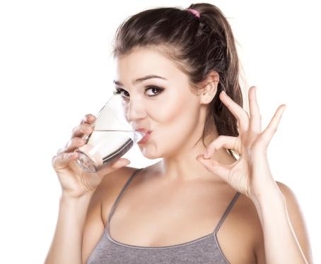 ดื่มน้ำช่วยลดน้ำหนัก