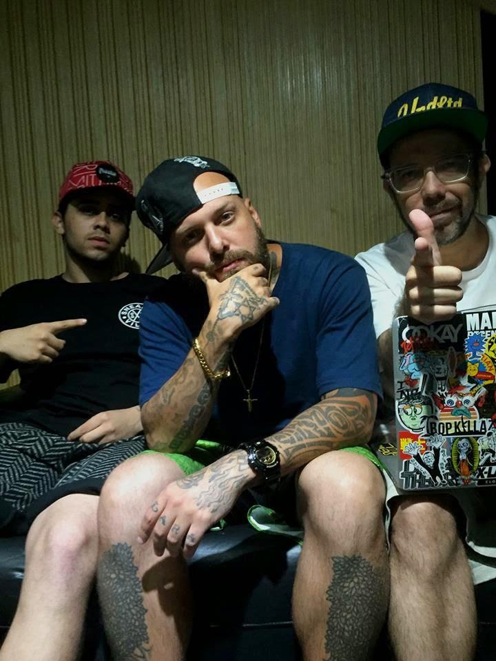 O rapper Cabal estaria de volta ao rap brasileiro com Tropkillaz na produção