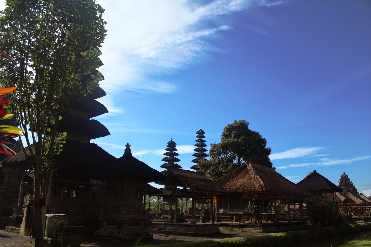 objek wisata Taman Ayun