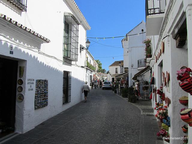tradiciones calles burros gentes