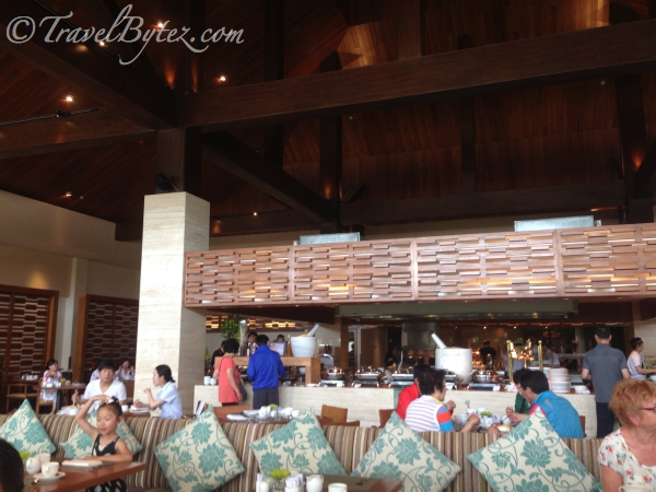 Epice Restuarant at Pullman Danang Beach Resort