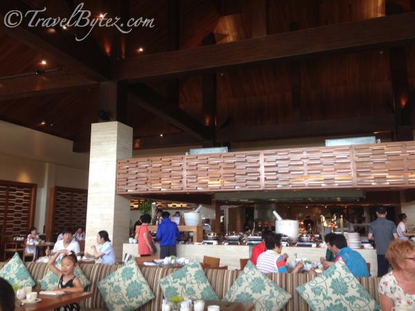 Epice Restuarant at Pullman Danang Beach Resort