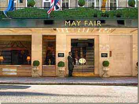 Hoteles De Lujo Hoteles Centro Londres