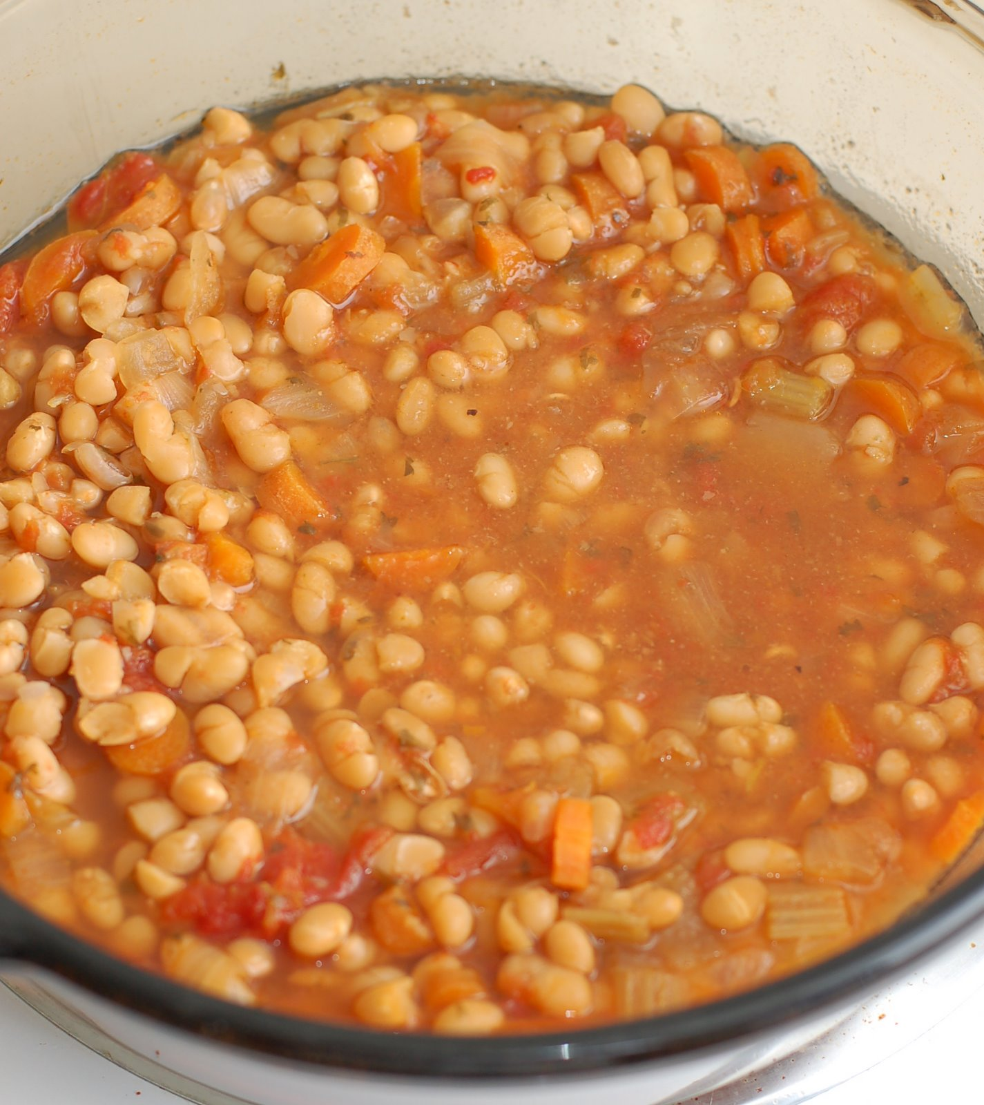 bean soup navy bean soup mrfood com senate navy bean soup hearty navy ...