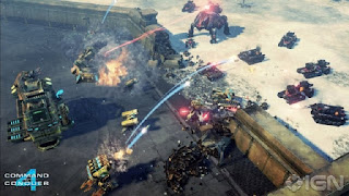 تحميل لعبة command and conquer 4 tiberian twiligh - red alert 5