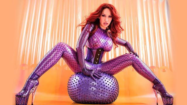 Bianca Beauchamp Purple Balls