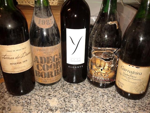 O Tempo e o Vinho: O Confronto Final - reservarecomendada.blogspot.pt