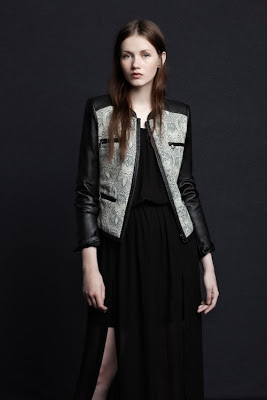 Lookbook Zara Trafaluc noviembre 2012