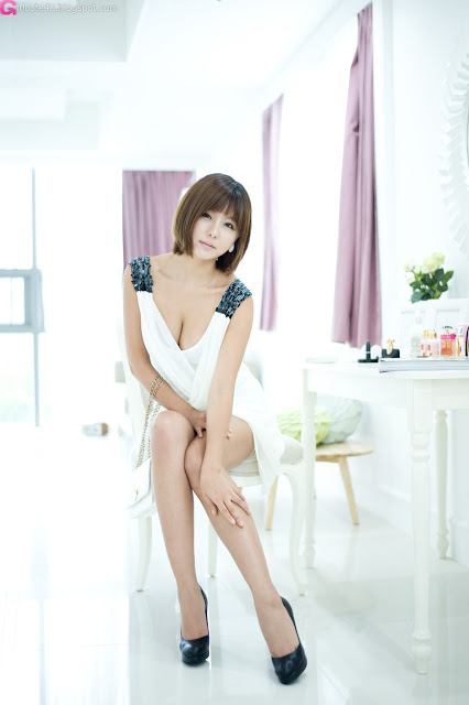 1 Stunning Ryu Ji Hye-Very cute asian girl - girlcute4u.blogspot.com