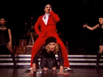 Psy Madonna