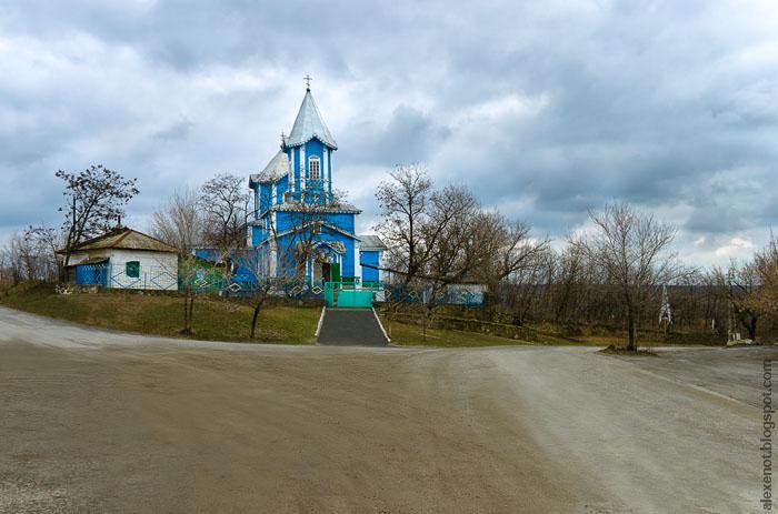 Екатерининская церковь станицы Краснодонецкой