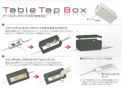 tokyo select blog bo te cache c bles. Black Bedroom Furniture Sets. Home Design Ideas