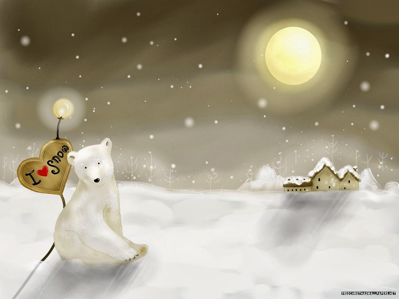 enjoy christmas everyday with christmas wallpapers | free wallpapers
