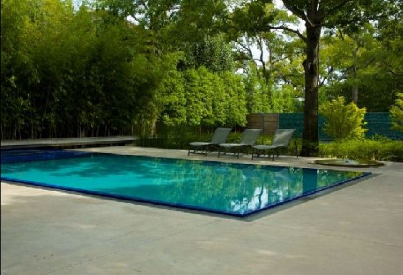 Pool Swimming Garden Design Ideas